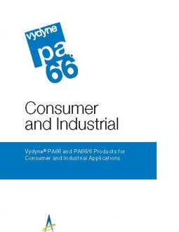Products for consumer and industrial applications