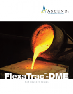 FlexaTrac™-DME for foundry resins