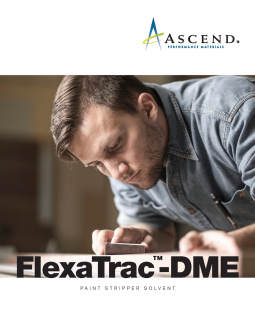FlexaTrac™-DME paint stripper solvent