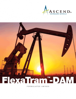 FlexaTram™-DAM formulated amines