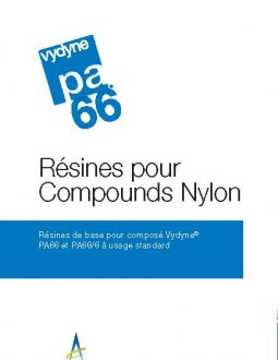Résines pour Compounds Nylon