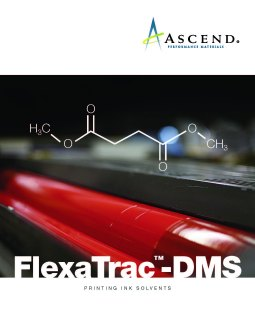FlexaTrac™-DMS for printing ink solvents